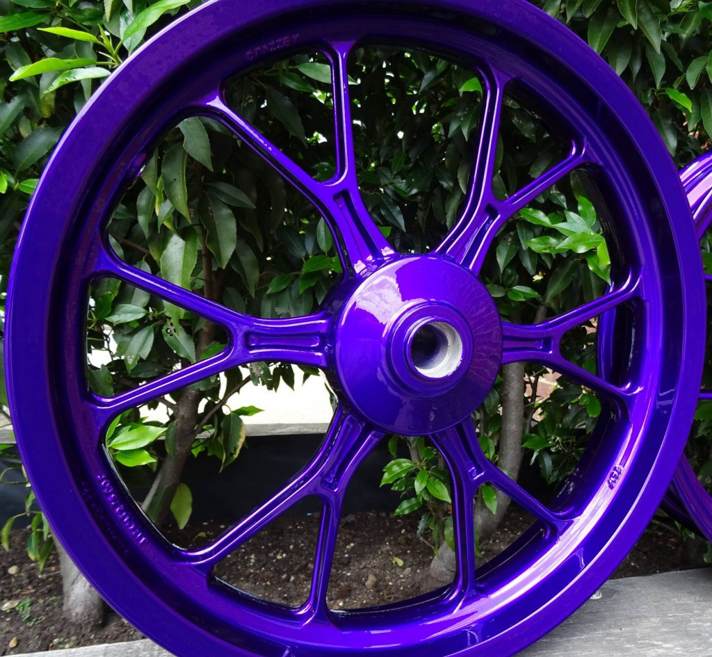 Special Effects Candy Colours Ctc Powder Coating