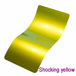 Shocking-yellow