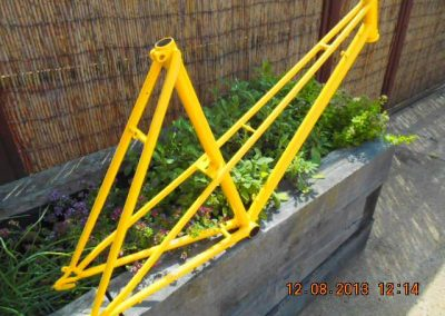 yellowpowdercoated-pedal-bike