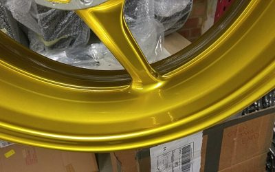 Our special fx range of powder coat colours
