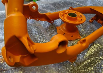 Motorcycle-Frame-Powdercoated-2