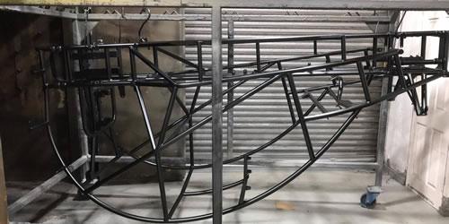 Stock-car-Racing-kart-chassis-2