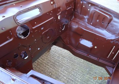 Austin-A60-van-blasted-5