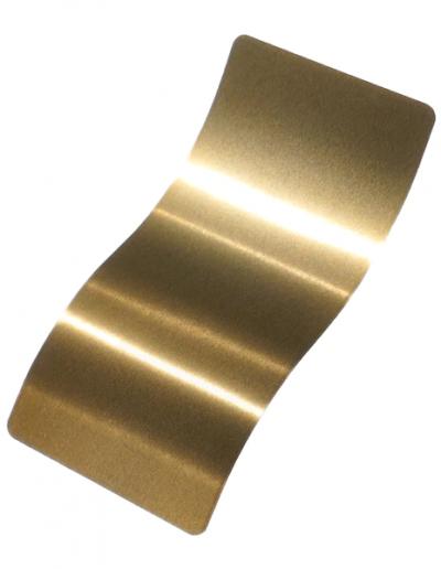 Zerrin-Gold powder coat